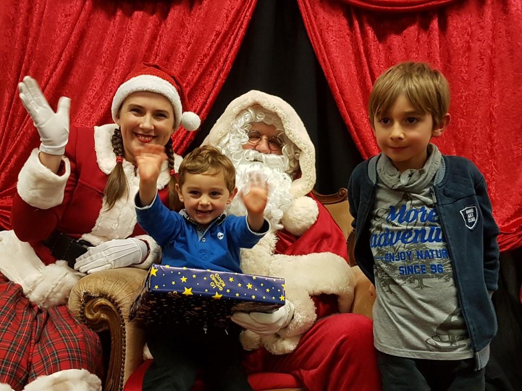 Joyeux Noël LUCIAN & ANTONIN...