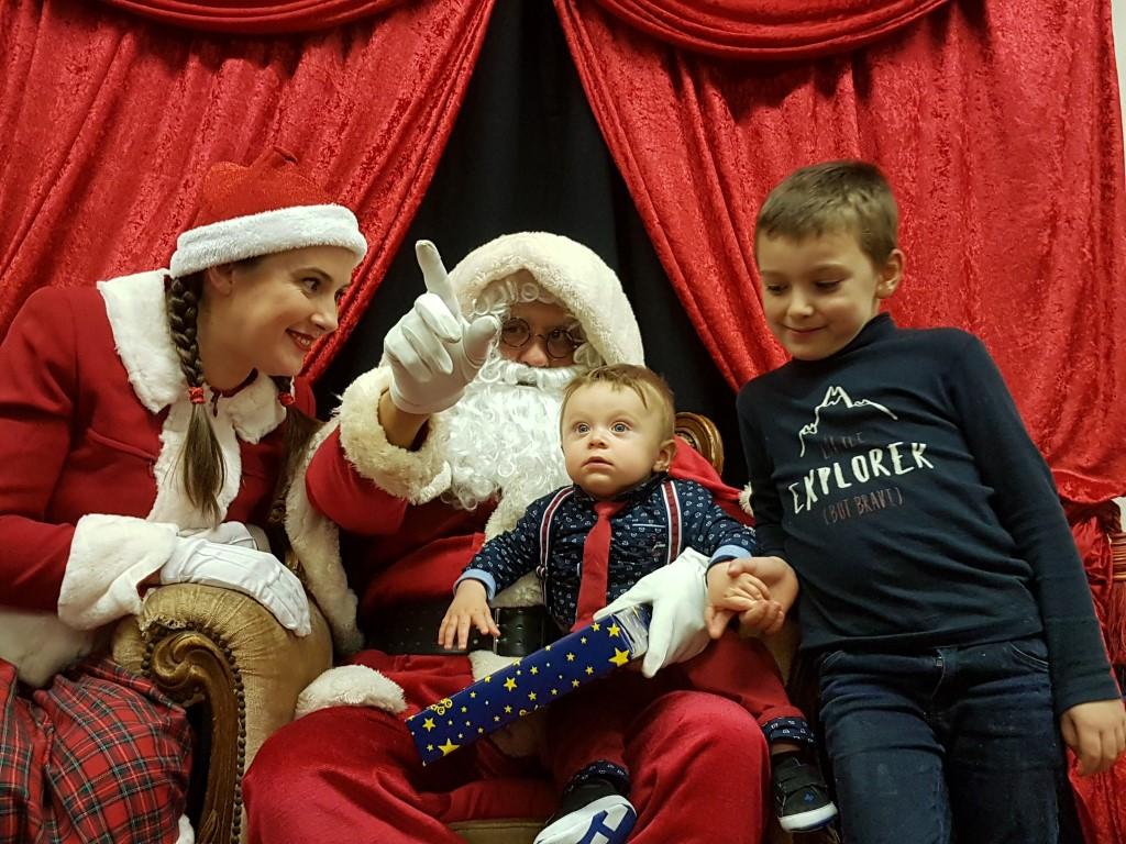 Joyeux Noël ANTOINE & BAPTISTE...