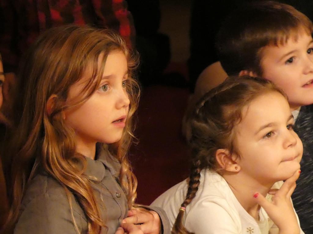 Margaux et Maëlia...