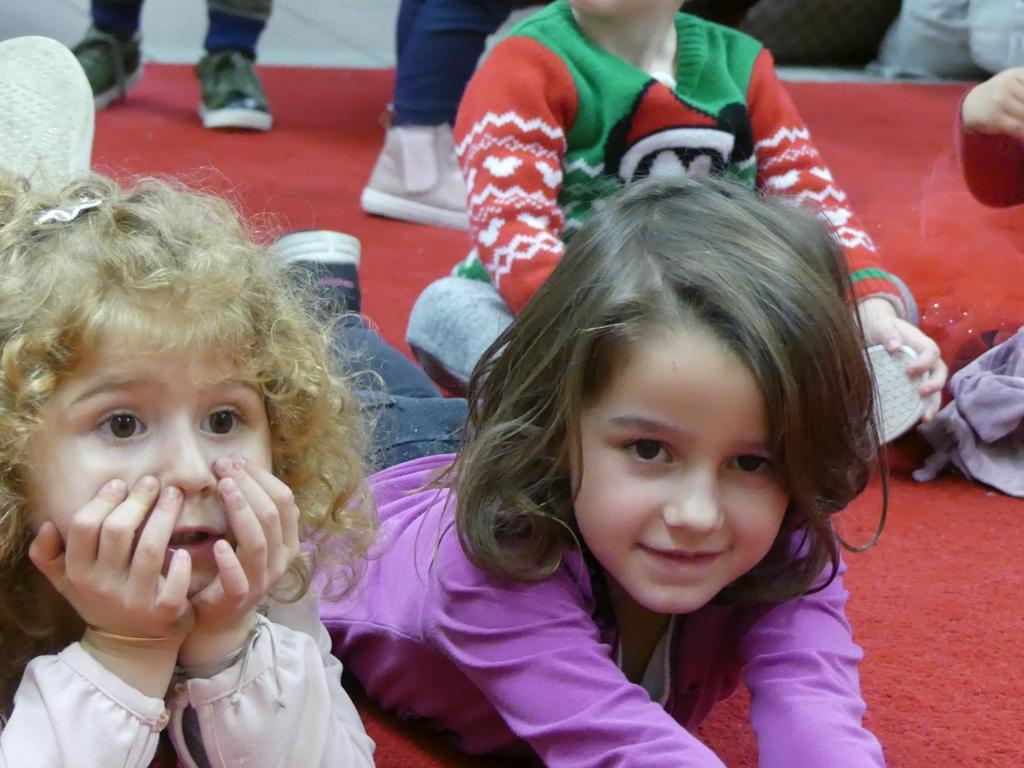 Giulia et Maïlys, des anciennes BB RÊVE...